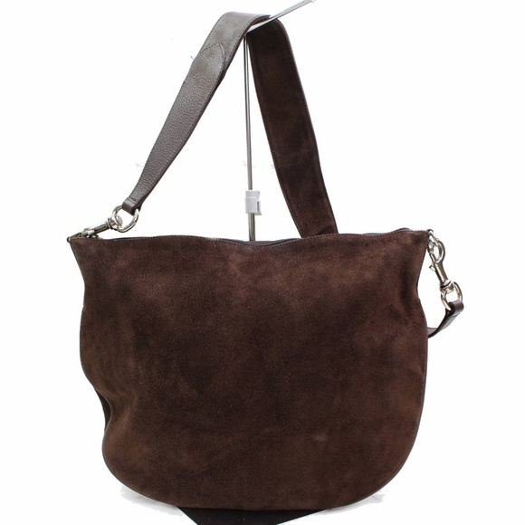 Gucci Bags   Authentic Shoulder Bag Browns Suede Leather   Poshmark c91ef4e860